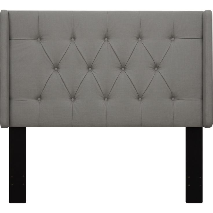 King Stoarge Bed Wood Gray