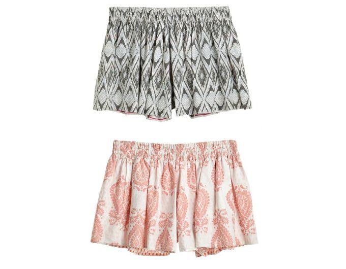 Girls Flowy Shorts