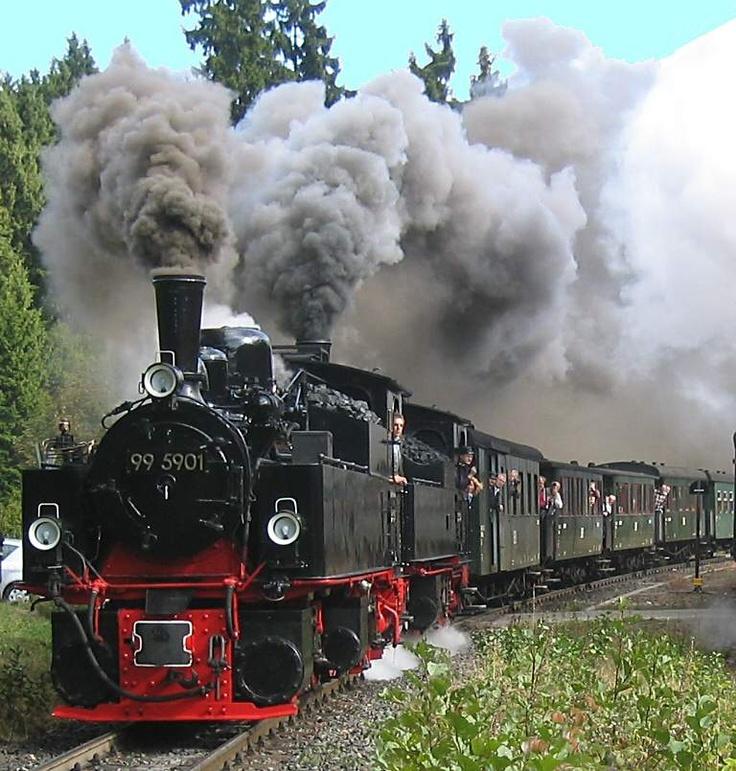 Harzer Schmalspurbahn  Quelle: Harzer Schmalspurbahnen GmbH (c)