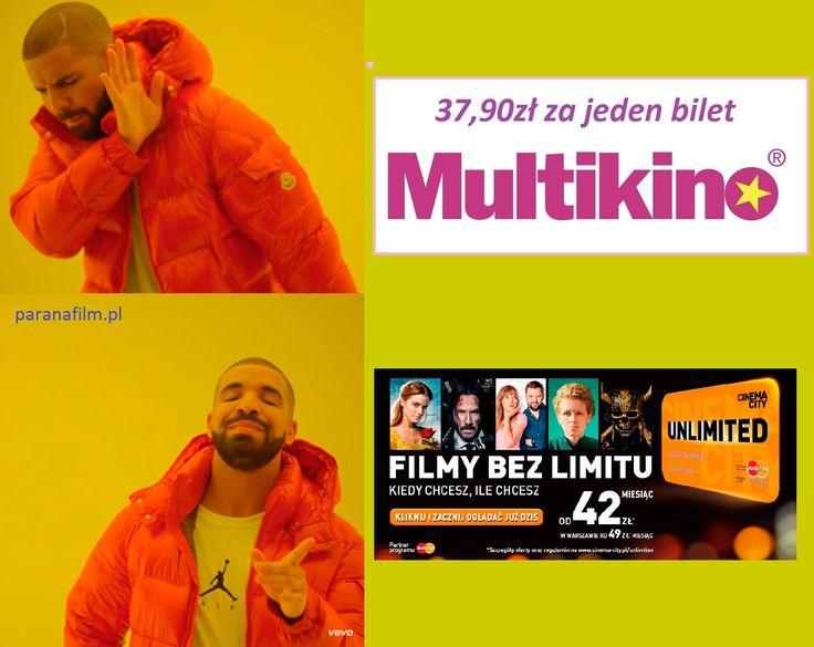 Para_na_film - profil w Wykop.pl  Wbrew pozorom nie jest to mem sponsorowany - to tylko spostrzeżenie dotyczące polityki kinowej w naszym kraju.