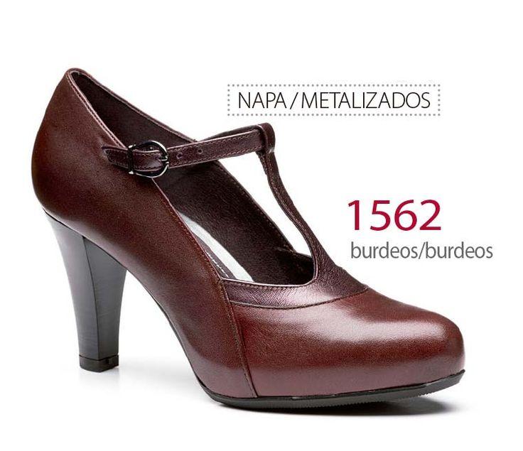 Boulevard Charlotte Ladies para mujer piel Mary Jane zapatos Bronce, color azul, talla Señoras 39 EU