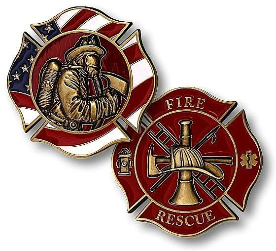 In every community across America, fire fighters risk their lives to safeguard their fellow citizens. Answering duty's call at any hour of the day or night, these brave individuals put everything on t
