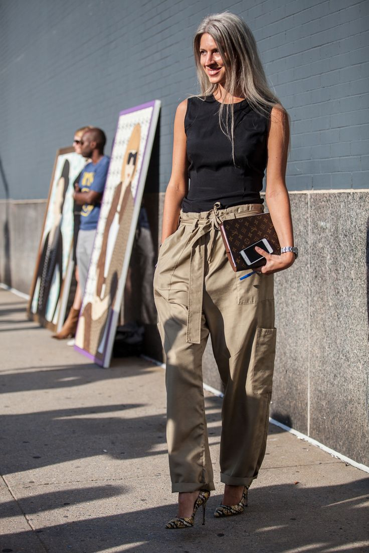 Sarah Harris | Where do you work?Fashion Features Editor at British VogueWhat show are you here to see?DVF via @stylelist