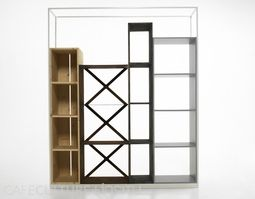 Storage Shelves - Cafe Culture + Insitu
