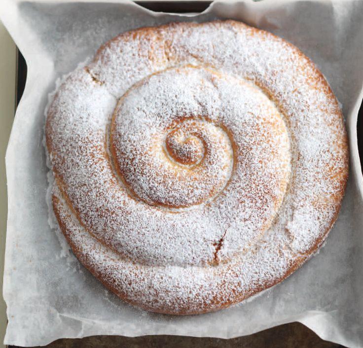 Cucina dal mondo: Ensaïmada de Mallorca, dolce e leggera spirale