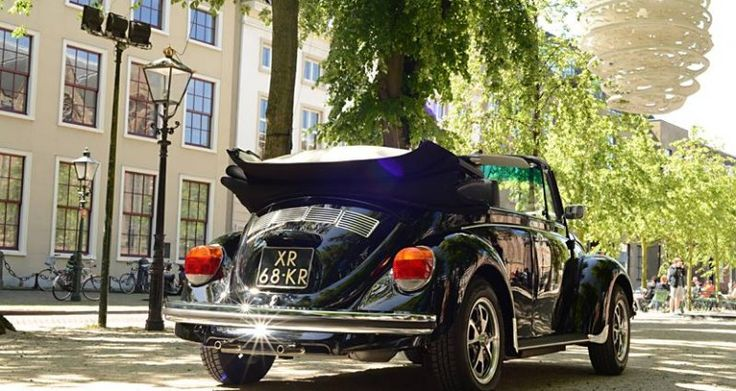 Kever Cabrio | Trouwautoplaats