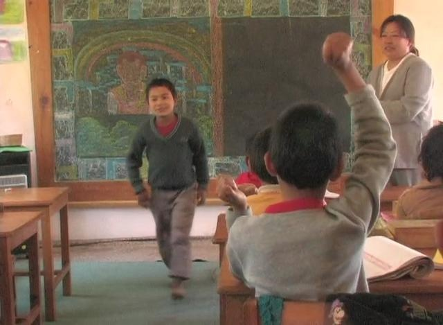 A Look Inside Tashi Waldorf School by Grady Walker. A Look Inside Tashi Waldorf School shows how a school for underprivileged children in Kathmandu, Nepal has adapted the Rudolf Steiner school curriculum to the culture and traditions of the peoples of the Himalayas.