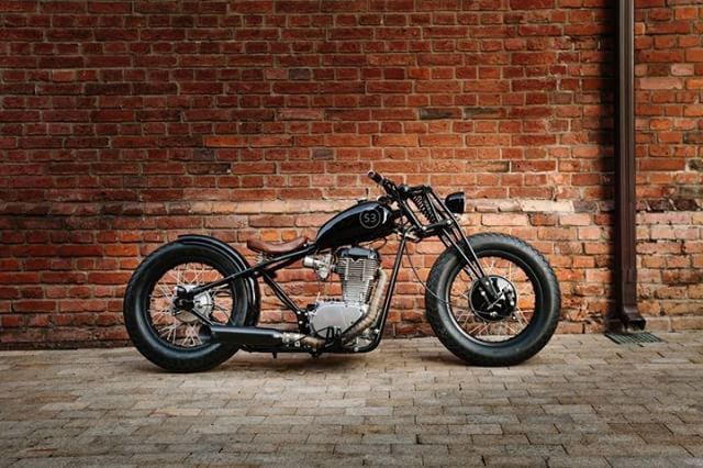 "Suzuki Savage Bobber ""O2"" by 53 Fast Living #motorcycles #bobber #motos 