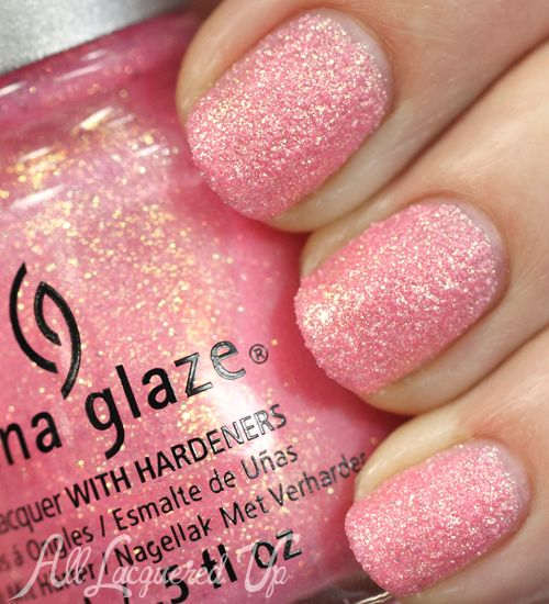 Wish On A Starfish - (China Glaze Sea Goddess for Spring 2014)
