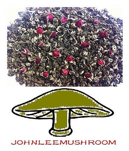Rose flower green tea high grade with 710 grams loose leaf bag packing JOHNLEEMUSHROOM http://www.amazon.com/dp/B00WD5UZIC/ref=cm_sw_r_pi_dp_66X3vb0MDX8VH