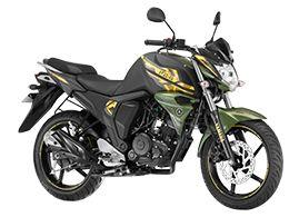 India Yamaha Motor - FZS Ver 2.0 (FI)