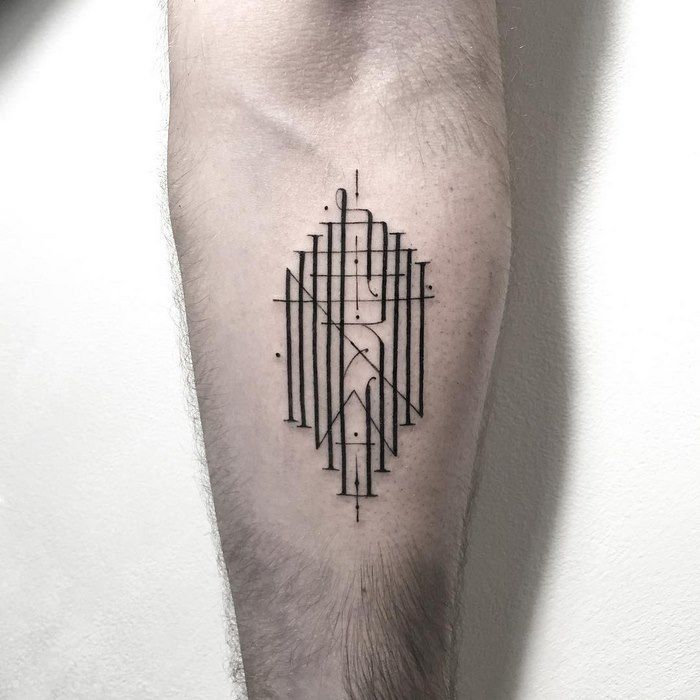 coolTop Tiny Tattoo Idea - Typographic Tattoos...