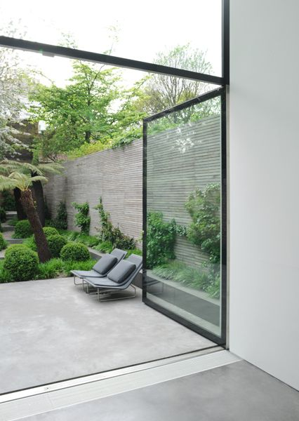 Patio in London #home #outdoorspace
