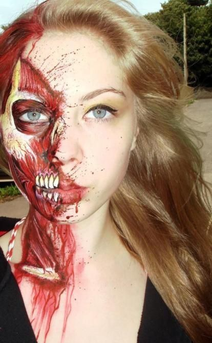 78+ images about Alternative Makeup on Pinterest | Doll ...