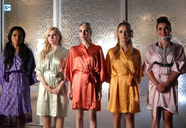 #ScreamQueens episode 11 promo pics