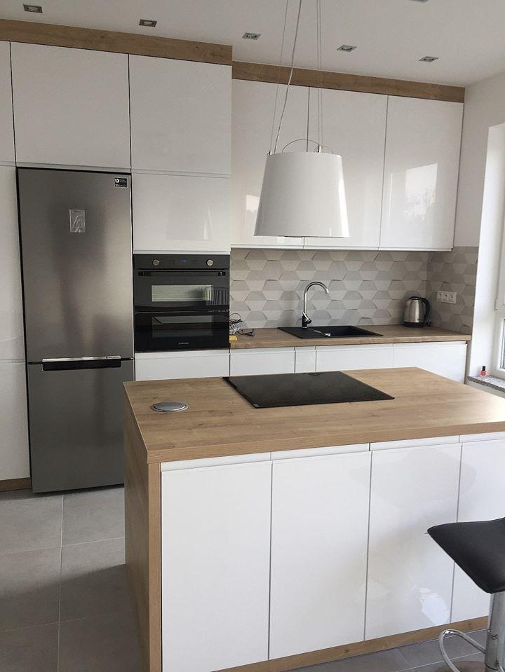 Okap Wyspowy Ameris White Nortberg Kitchen Design Small Small Apartment Kitchen Kitchen Interior