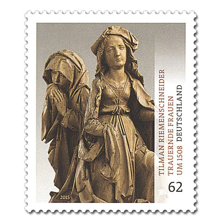 COLLECTORZPEDIA Treasures from German Museums - Grieving Women by Tilman Riemenschneider