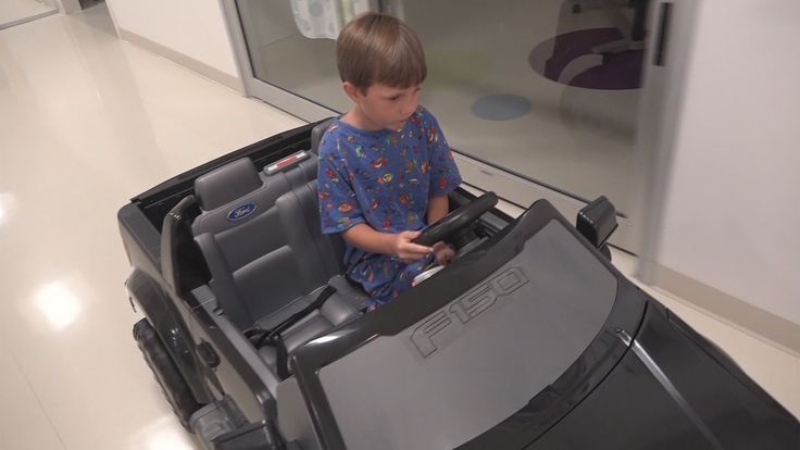 Child life specialists help prepare children for surgery