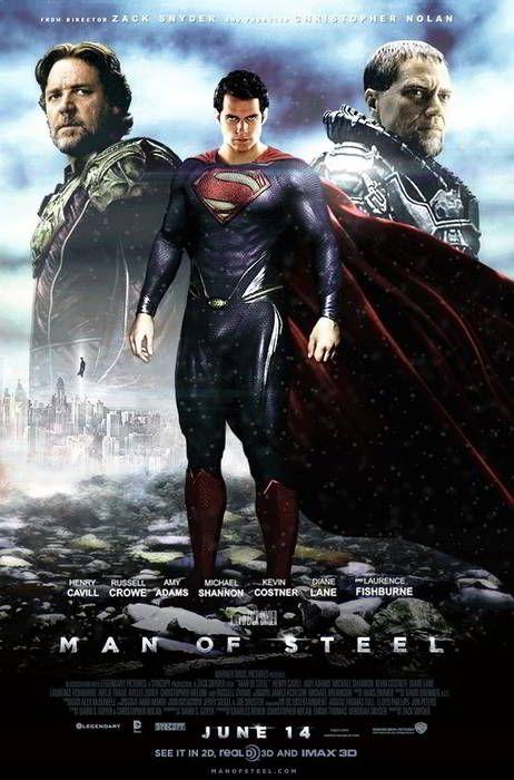 ver Superman el hombre de acero 2013 online descargar HD gratis español latino subtitulada