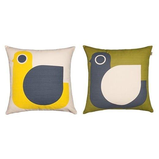 Orla Kiely House Hen Cushion