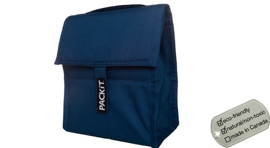 Our freezable Packit Lunch Coolers in cool classic navy keep food cold for up to 10 hours - ideal for those after school extracurricular activities. www.lavishandlime.com/Packit-Lunch-Coolers-navy-p-1528.html#