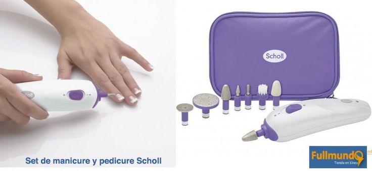 Kit de manicura y pedicure