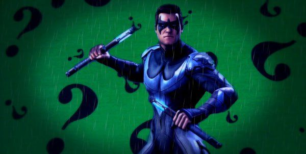 Fan Made: The Dark Knight: Enigma Epic Trailer!