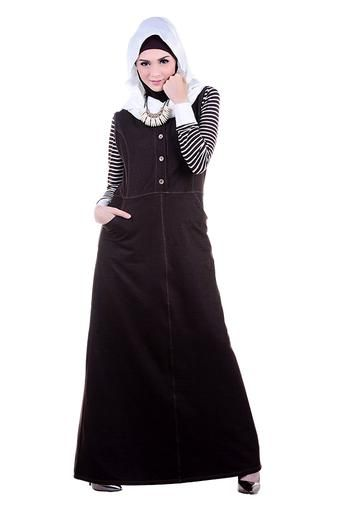 Jual beli Baju Overall Denim Cotton Spandex Coklat di Lapak Aprilia Wati - agenbajumuslim. Menjual Dress - Overall Denim Cotton Spandex Coklat  So comfortable and relaxed with Overall. Overall Denim cotton spandex  Baju overall muslimah. Bahan denim cotton spandex Size M/L  HARGA M/L Rp. 165,000 HARGA XL/2XL Rp. 173,000  Pilihan 3 warna : Hitam, Coklat Tua, Navy  CATATAN PENTING YANG HARUS DIPERHATIKAN:  HARGA SETIAP SIZE BEDA, SEBELUM CLOSING Mohon dipastikan size apa yang diperlukan…