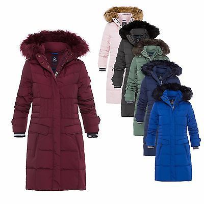 GAASTRA-Daunenmantel-Ellington-Damen-Functional-jackets-Long-jackets-Coats-Down
