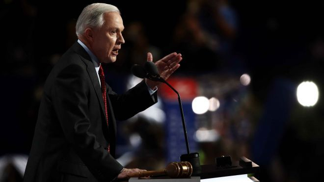 Trump's tough AG nominee Jeff Sessions expected to take hard line on financial and corporate crime