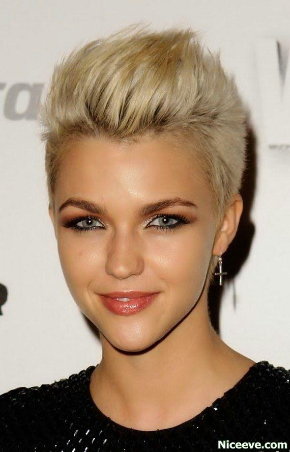 Short hair styles for women Choppy Hairstyles 2014