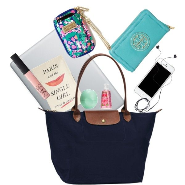 """""""carry on bag"""" by the-southern-prep on Polyvore"""