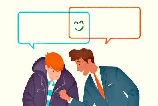 With everyone's eyes glued to their digital devices, fewer people engage in idle chitchat anymore. But research suggests that making small talk has surprising benefits