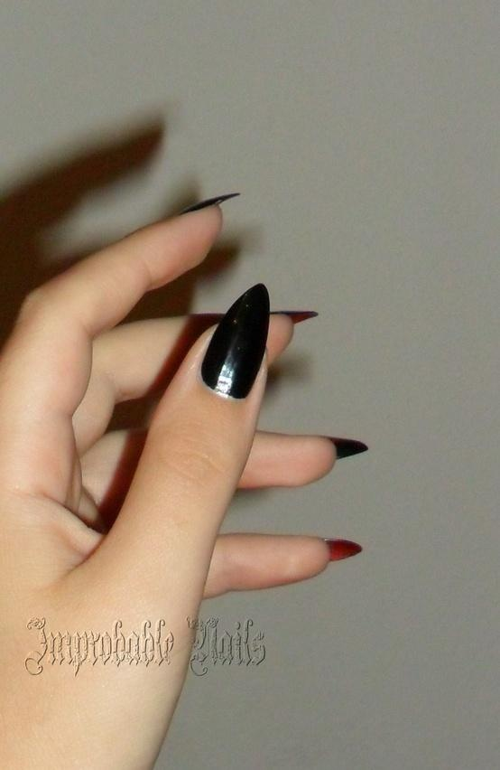 improbable nails louboutin nails