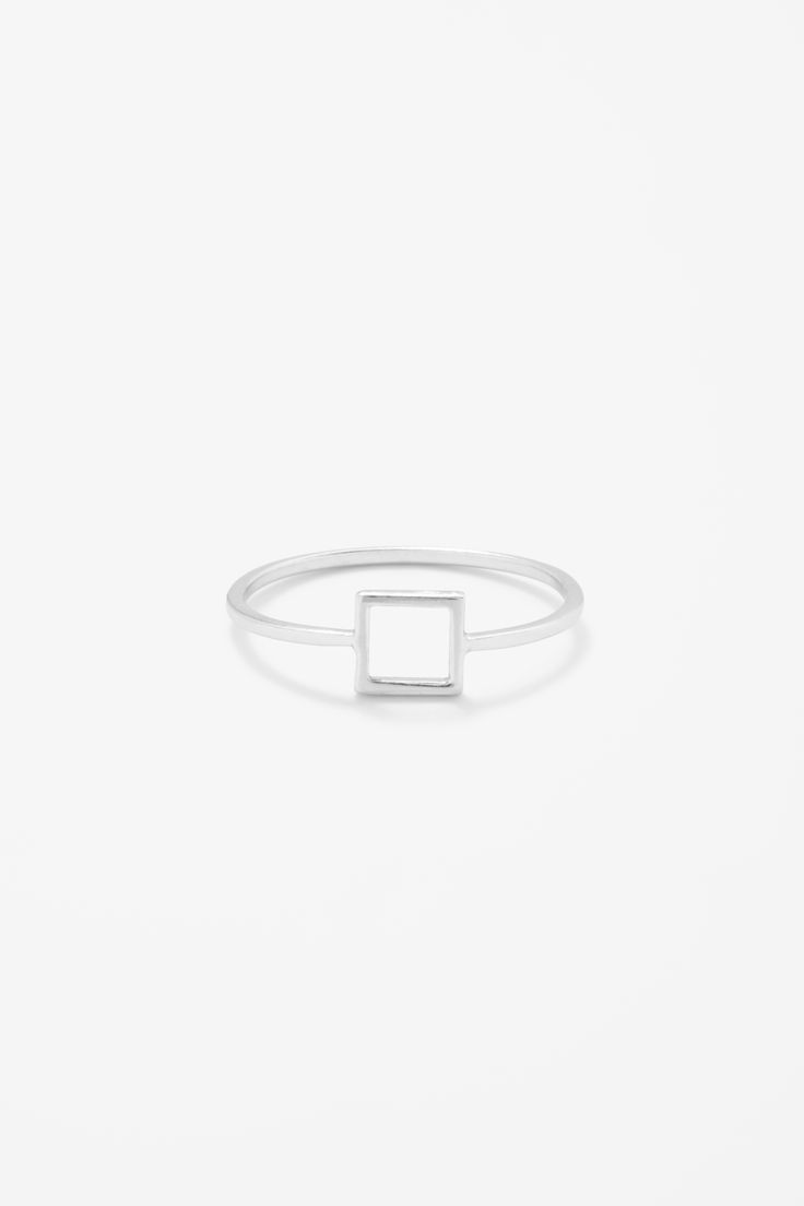 COS Sterling Silver Ring