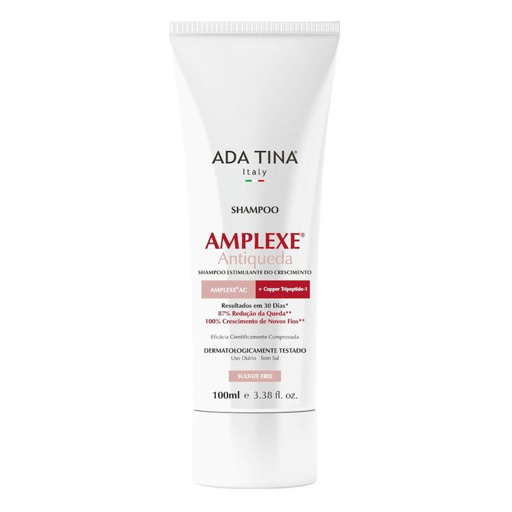 Shampoo Antiqueda Ada Tina Contra Calvice Amplexe - Shop4Men