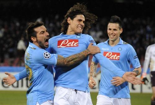 Il trio delle meraviglie  2012 Coppa Italia