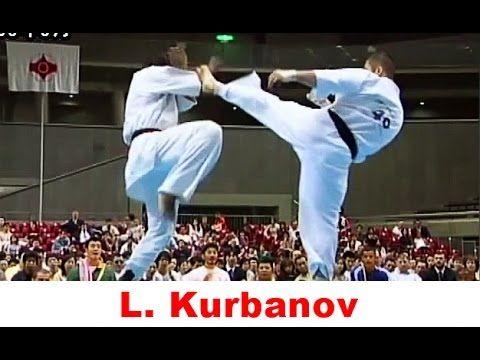 Lechi Kurbanov - master of Ushiro mawashi geri