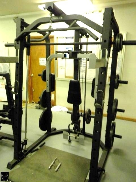 Fitness Station 5 IN 1 Workout Station By Fitness Gear