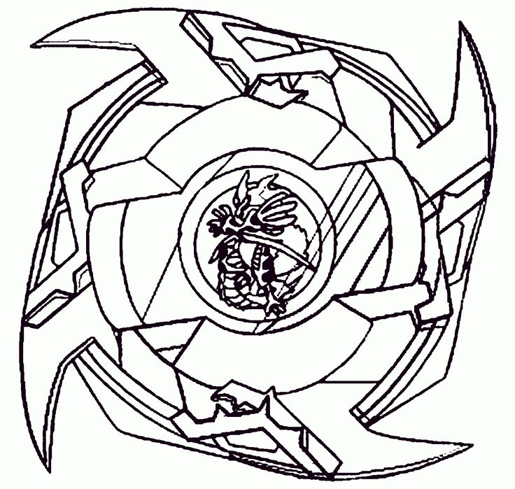 cartoon coloring beyblade coloring pages free beyblade