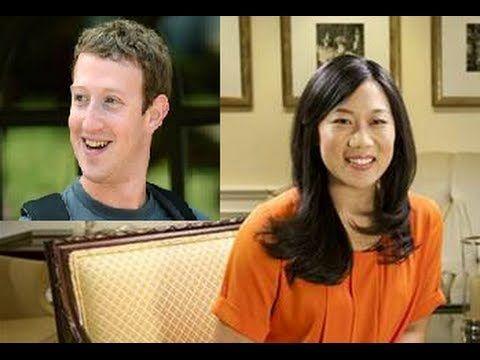 Mark Zuckerberg's Wife Priscilla Chan EXCLUSIVE INTERVIEW : Facebook Story & Secrets - YouTube