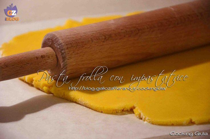 Pasta frolla con impastatrice | impasto base | Kenwood Cooking Chef