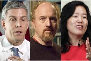 Exposing the charter school lie: Michelle Rhee, Louis C.K. and the year phony education reform revealed its true colors