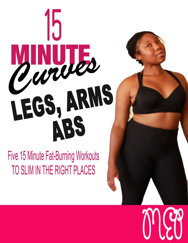15 MINUTE LEGS ARMS AND ABS DOWNLOAD | Decembers Fitness Meal and Exercise Plans