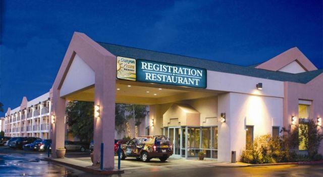 Canyon Plaza Resort Grand Canyon - 3 Star #Hotel - $89 - #Hotels #UnitedStatesofAmerica #Tusayan http://www.justigo.com/hotels/united-states-of-america/tusayan/canyon-plaza-resort_104142.html
