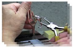Bending The Fork  Ready to make beautiful fork bracelets like these?