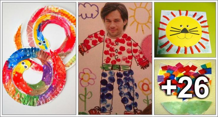 30 Manualidades artísticas para crianças - Educação Infantil - Aluno On
