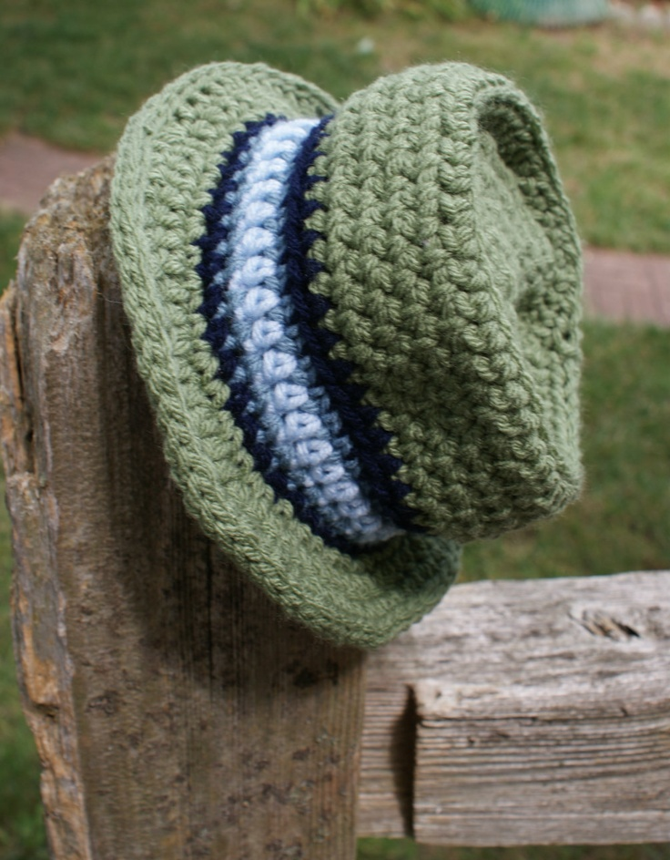 44 best images about hooked on crochet baby photo props for Baby fishing hat