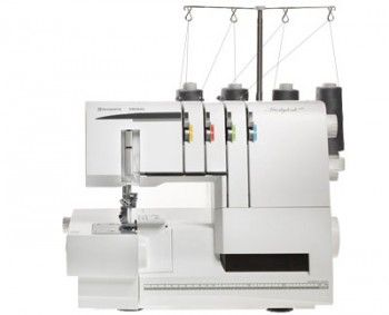 Husqvarna serger....I would give my pinky toe for this! Lol