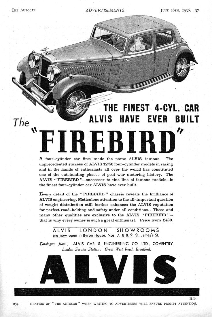 48 best Alvis images on Pinterest | Classic trucks, Vintage cars and ...